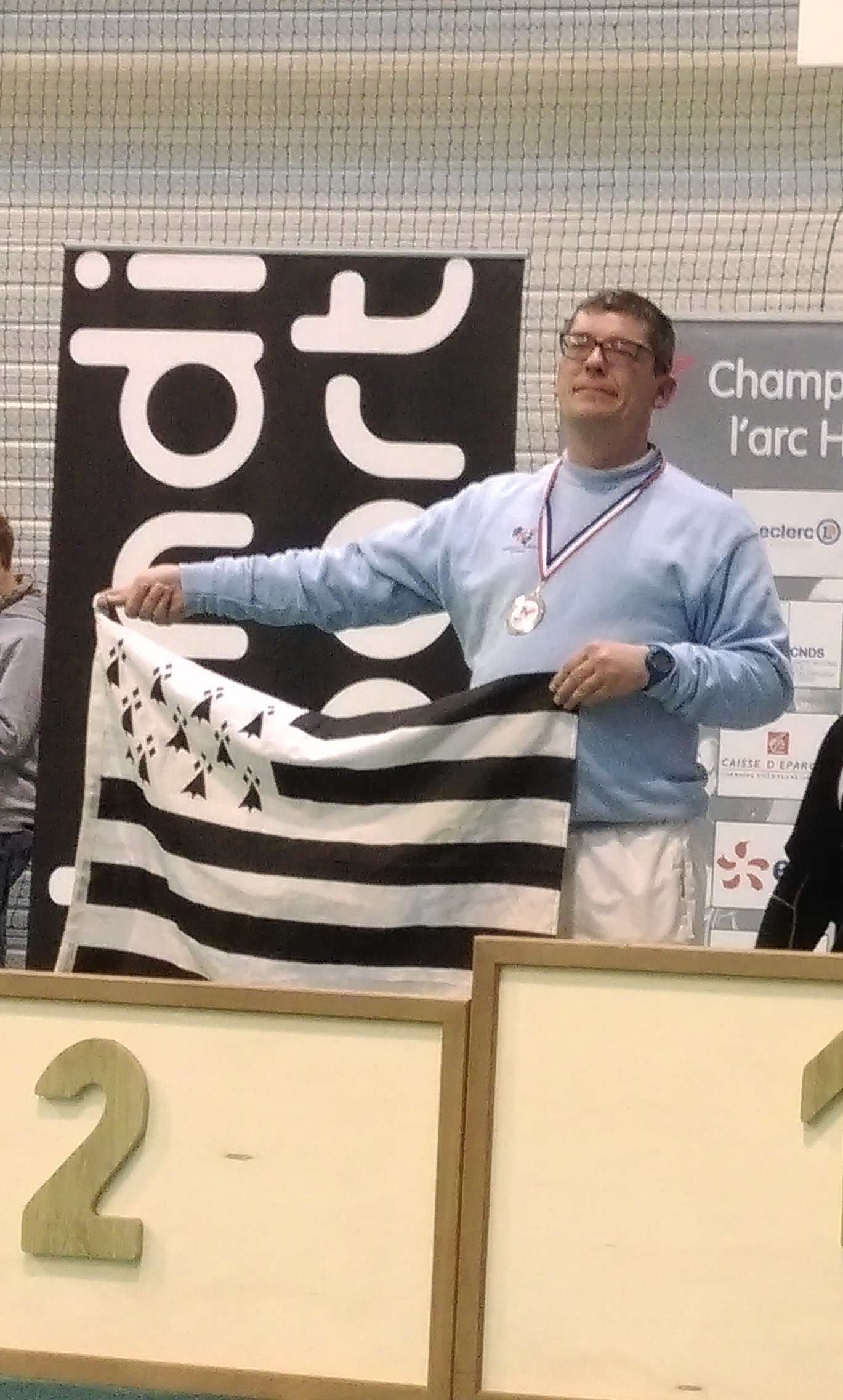 Arnaud DEFER, vice champion de France
